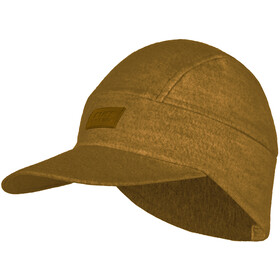Buff Pack Merino Wool Fleece Cap ochre